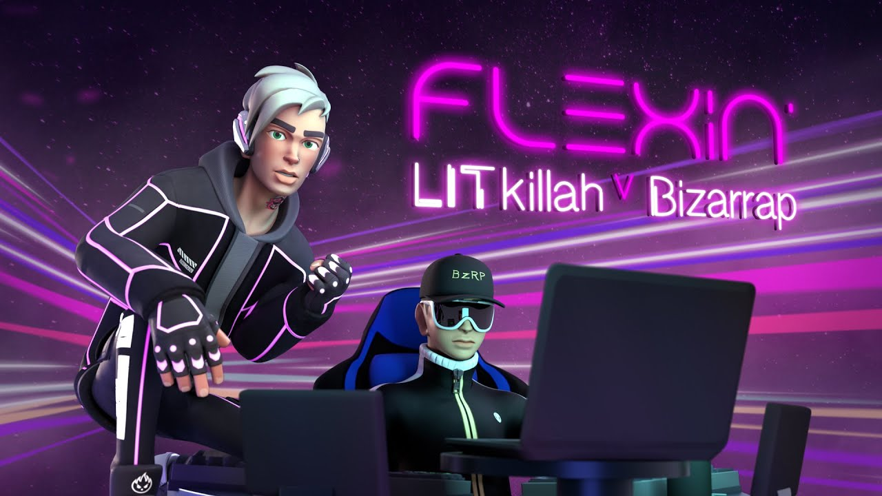 LIT KILLAH Y BIZARRAP PRESENTAN FLEXIN'