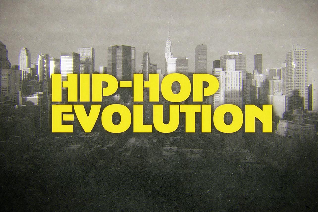 RECOMENDACIÓN LIBRE: HIP-HOP EVOLUTION