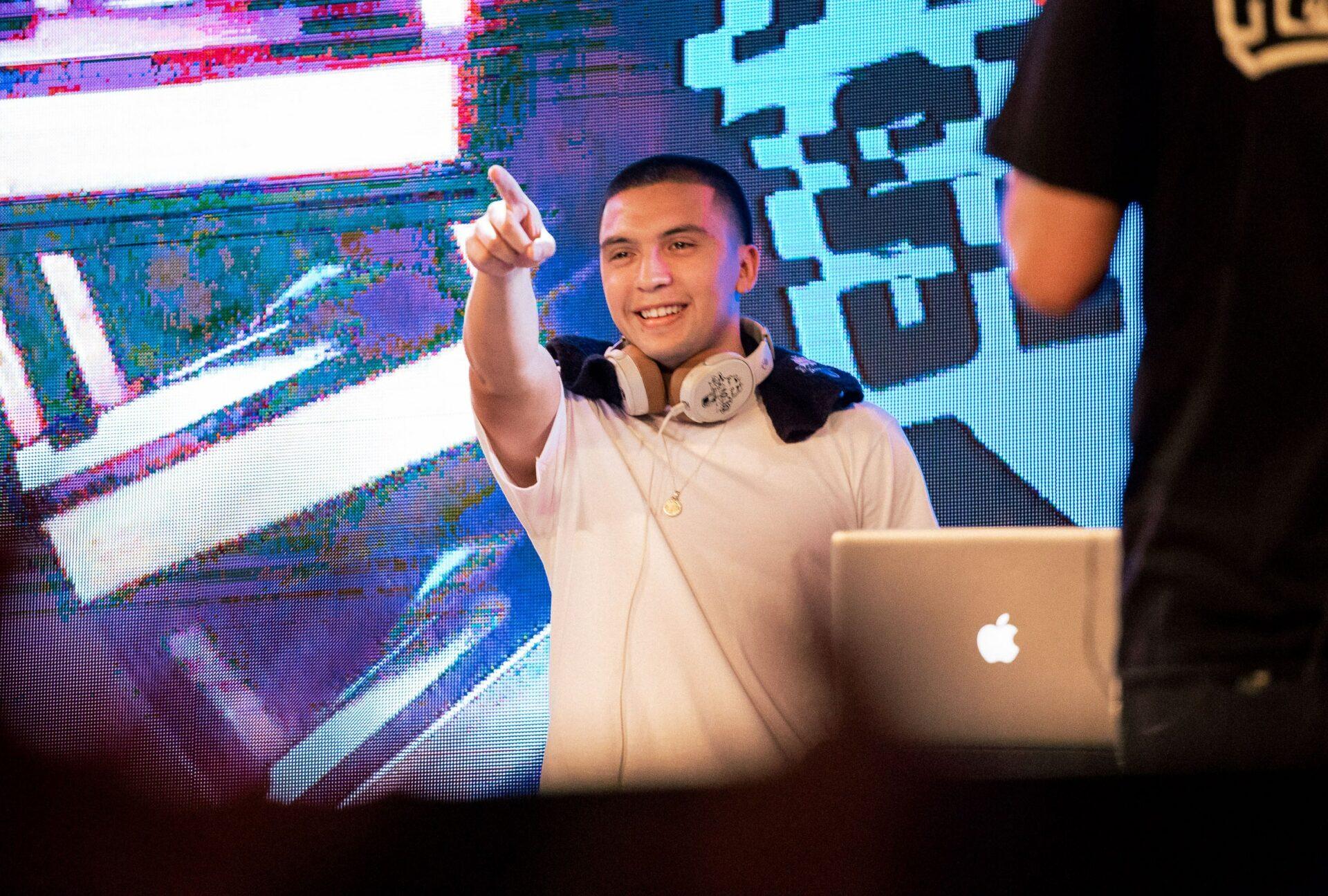 ZONE: LOS INICIOS DEL DJ ARGENTINO