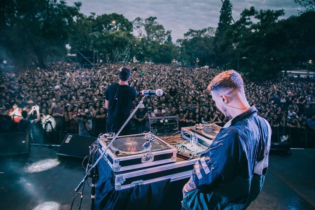 ACRU Y DJ HAZE: LA DUPLA GENERADORA DE HITS