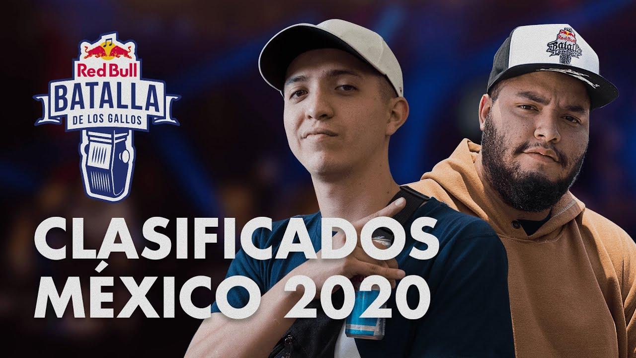 RED BULL MÉXICO 2020: ESTOS SON LOS 16 CLASIFICADOS PARA LA NACIONAL