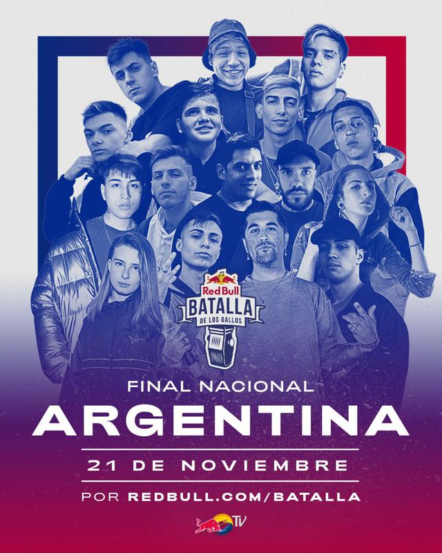 RED BULL ARGENTINA: HORARIO Y STREAMING