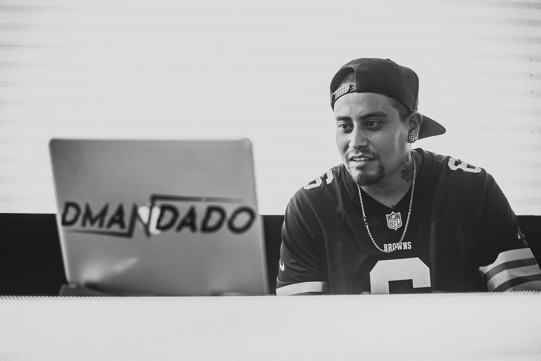 DJ DMANDADO PRESENTÓ EL VOLUMEN 2 DE SU CYPHER JUNTO A SKILL